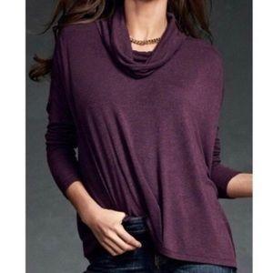 Cabi Cowl Neck Oversized Loosefit Sweater EUC!